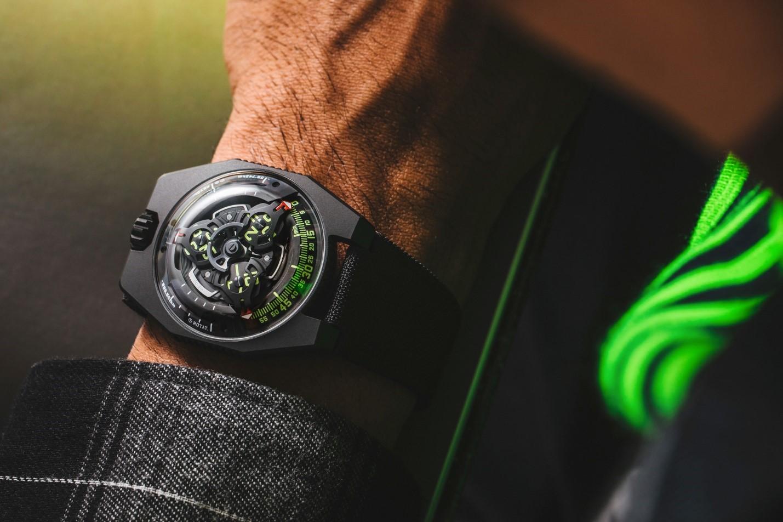 URWERK : Swiss luxury watches