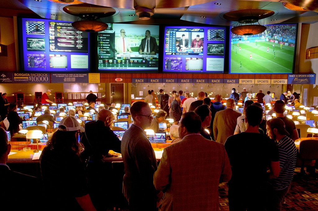 The Growth of sports betting in the US