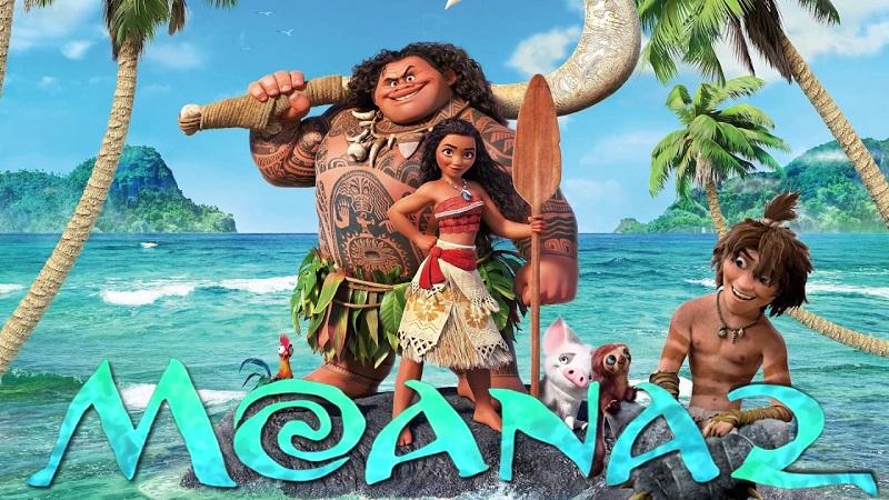 Moana 2 release date