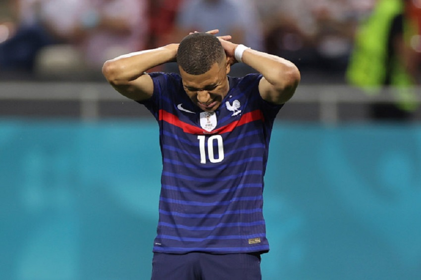 Hugo Lloris back up Kylian Mbappe penalty miss that led to France elimination from Euro 2020