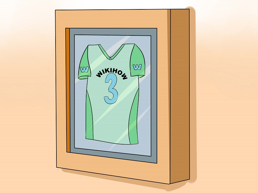 7 Factors To Consider When Framing Your Jersey
