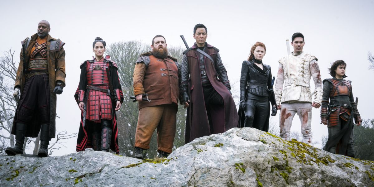 Into The Badlands Season 4 release date